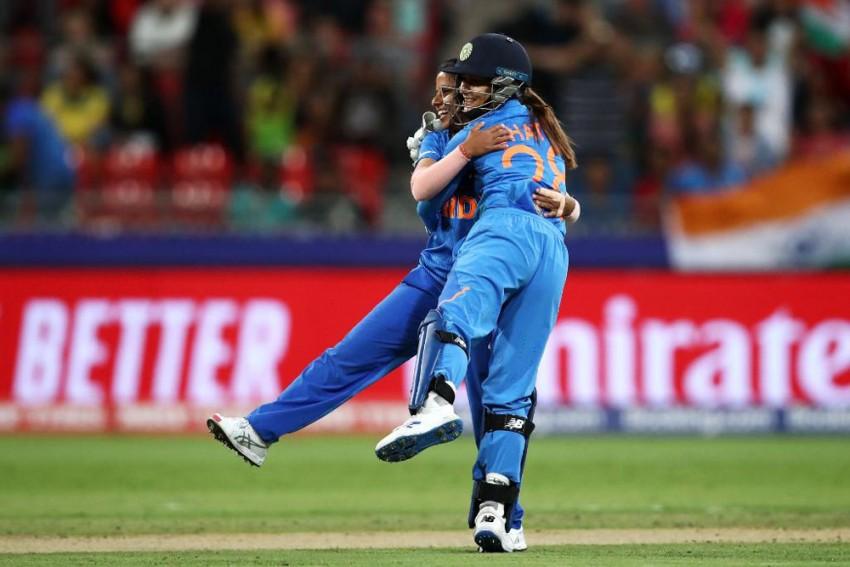 ICC Women's T20 Cricket World Cup: India Defeat New Zealand By 3 Runs, Book Semi-Final Berth