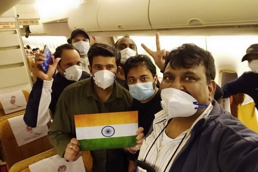 119 Indians, 5 Foreigners Brought Back From Coronavirus-Hit Cruise Ship In Japan