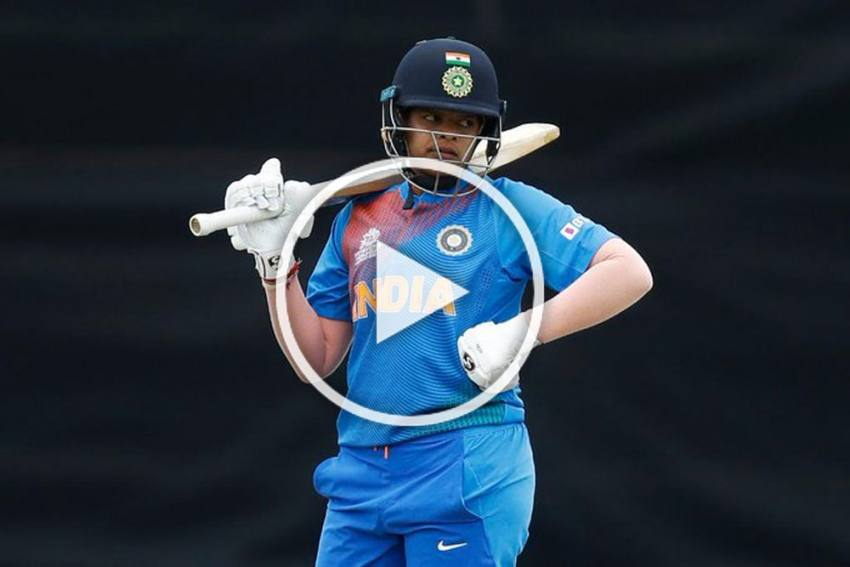 Women's T20 World Cup: ICC Hails Shafali Verma's Batting, Watch 16-Year-Old's Virender Sehwag-Like Knock - VIDEO