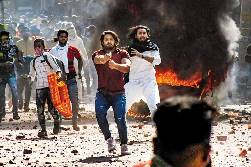 Delhi Riots 2020: Where Were The Leaders When Goons Killed, Burned ...