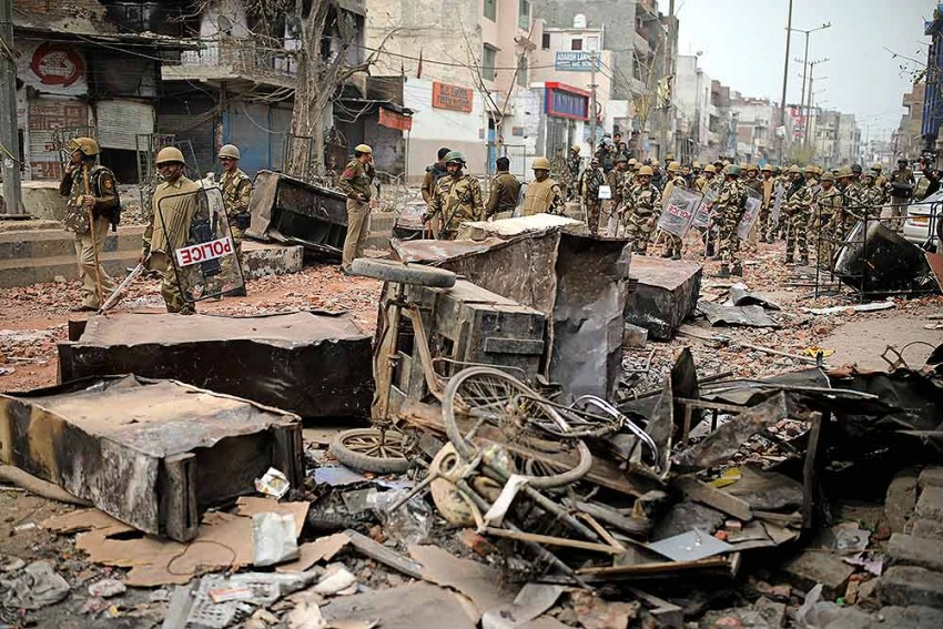 Delhi Riots: US Urges India To 'Protect And Respect' Right To Peaceful Assembly