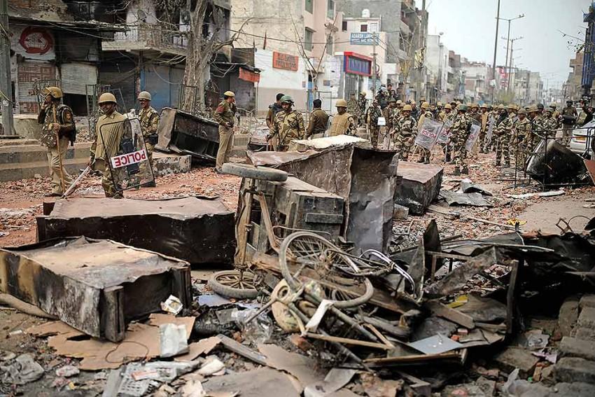 Death Toll In Delhi Riots Reaches 42