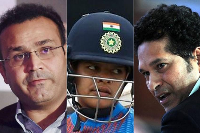 ICC Women's T20 World Cup: Sachin Tendulkar, Virender Sehwag Heap Praise On Shafali Verma