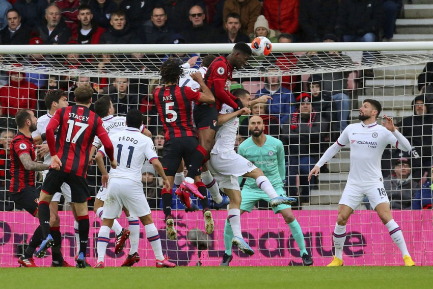 EPL | Bournemouth 2-2 Chelsea: Marcos Alonso At The Double, But Not Enough For Blues