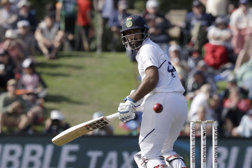 NZ Vs IND, 2nd Test: Hanuma Vihari Laments Batting Errors, Says None Of India's Dismissals Were Because Of The Pitch
