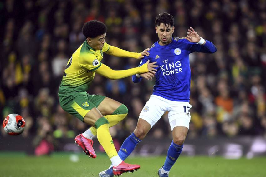 EPL | Norwich City 1-0 Leicester City: Jamal Lewis Clinches Rare Canaries Win