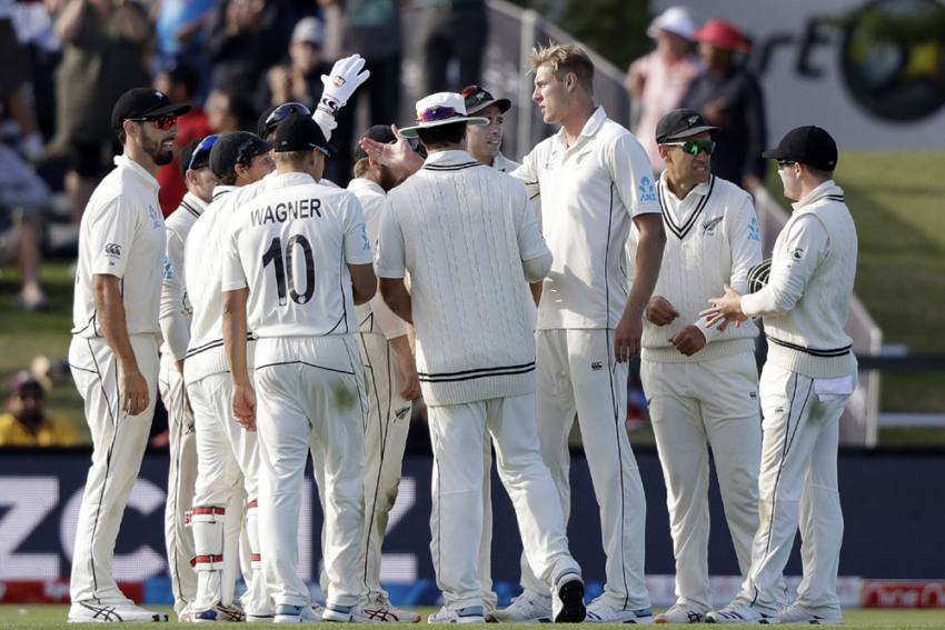 NZ Vs IND, 2nd Test: Indians Playing Shots Kept New Zealand In Game, Says Kyle Jamieson