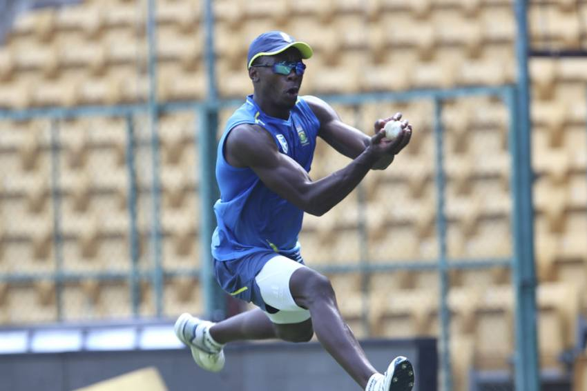 South Africa Suffer Blow As Kagiso Rabada Ruled Out For A Month