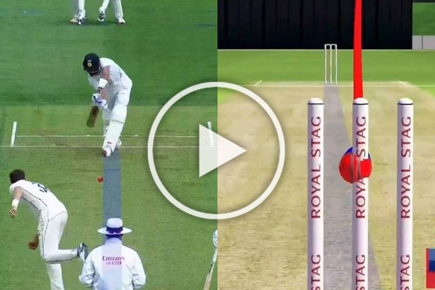 NZ Vs IND, 2nd Test: Virat Kohli 'Takes Advantage Of Captaincy', Faces Fans' Wrath Over Wasted Review - WATCH