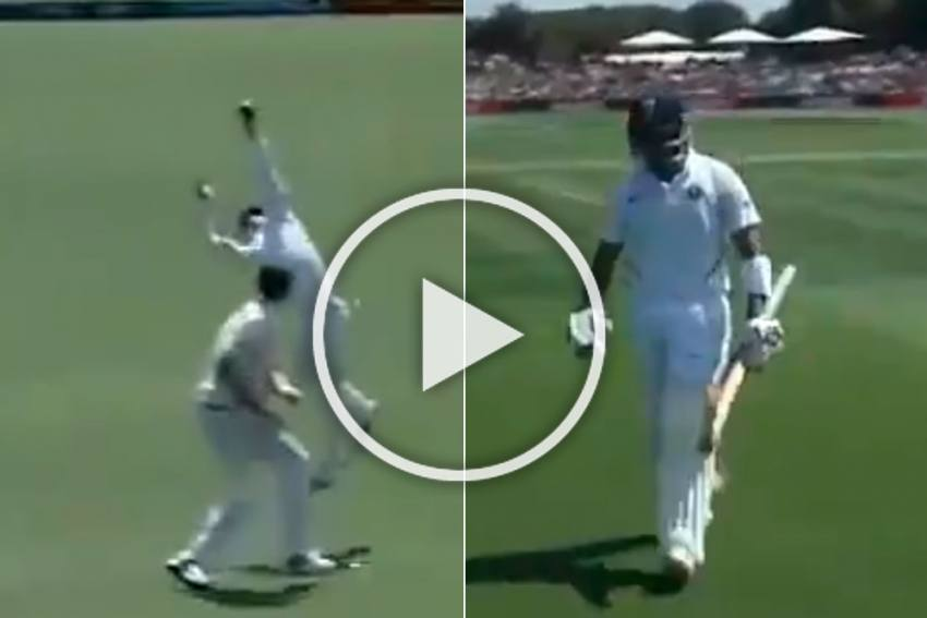 NZ Vs IND, 2nd Test: Prithvi Shaw Enters Record Books, Then Becomes Victim Of Stunning Tom Latham Catch - WATCH