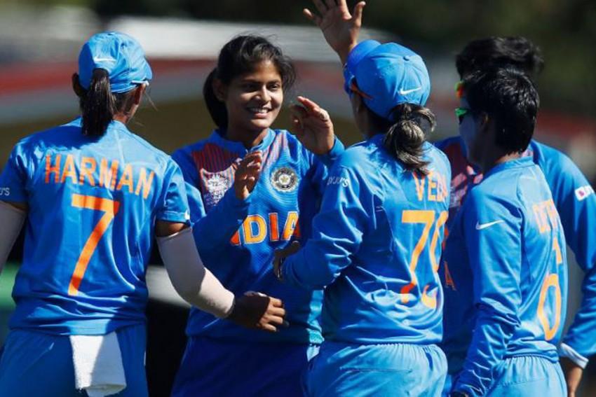 Women's T20 Cricket World Cup: Radha Yadav, Shafali Verma Help India Rout Sri Lanka