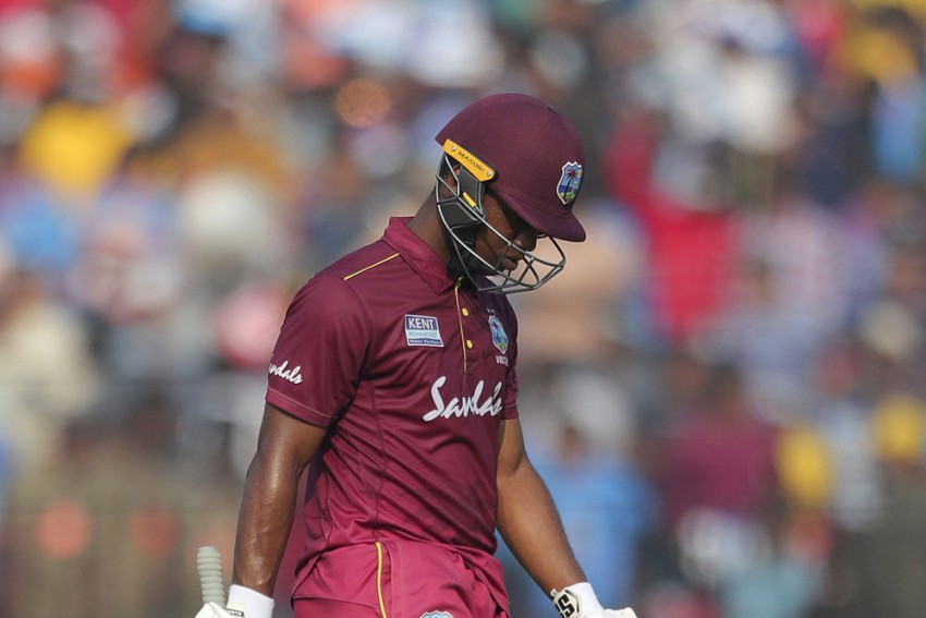 SL Vs WI: Evin Lewis, Shimron Hetmyer Left Out By West Indies After Failing Fitness Tests