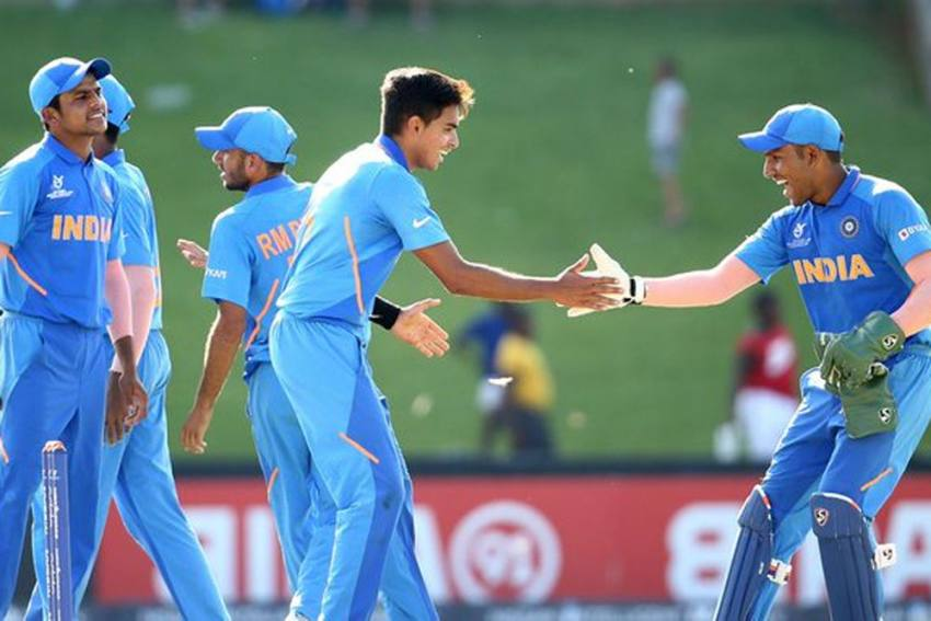 ICC U-19 Cricket World Cup: Defending Champions India Meet Bitter Rivals Pakistan In First Semi-Final