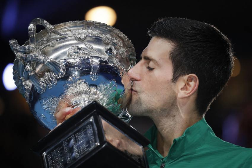'The Greatest' - Novak Djokovic Takes Aim At Roger Federer's Slams, Ranking Record