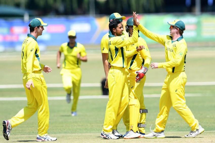 ICC U-19 Cricket World Cup: Tanveer Sangha Guides Australia To Fifth Place Play-Off