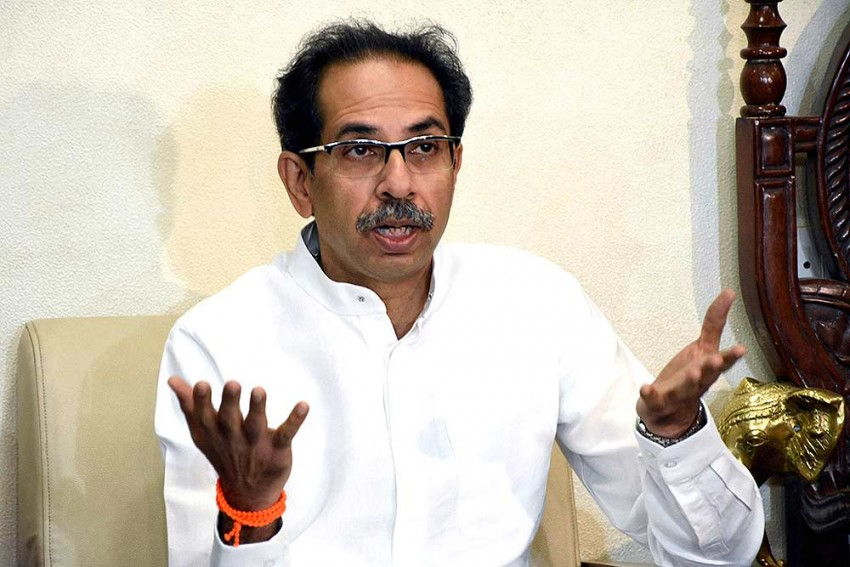 'Did I Ask For Moon And Stars?' Uddhav Thackeray On Breaking Alliance With BJP