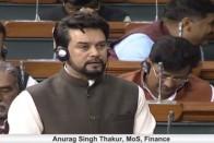 '<em>Goli Maarna Bandh Karo</em>': Opposition Shouts As Anurag Thakur Speaks In Parliament