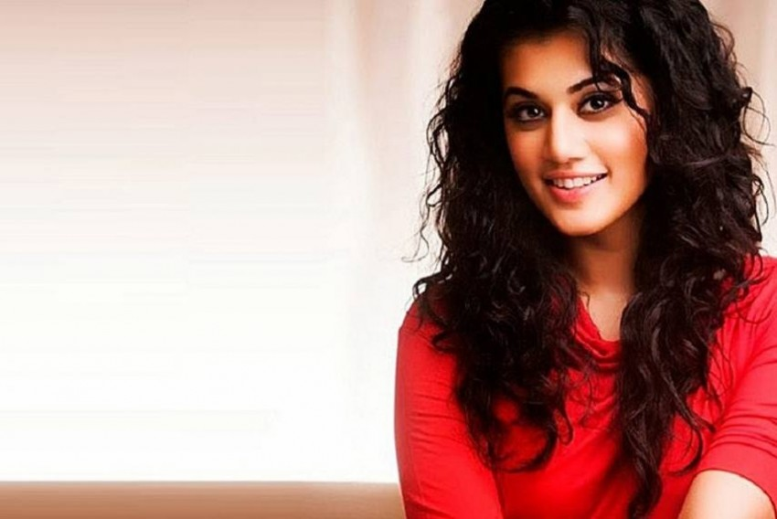 Trolls Will Come Anyway, So It's Better For Stars To Speak Out And Live With The Spine: Taapsee Pannu