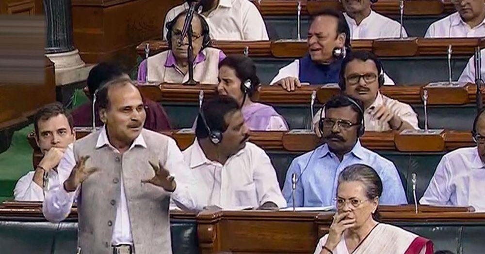 From '<em>Ravan Ki Aulad'</em> To 'Fake Gandhi', Lok Sabha Witnesses Ugly Scenes Over Hegde's Remark