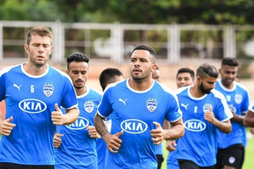 AFC Cup: Bengaluru FC Face Paro FC Of Bhutan