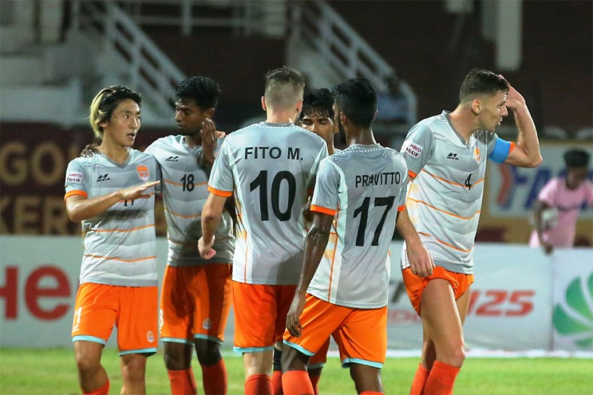I-League: Fighting For Survival, Defending Champions Chennai City FC Face Indian Arrows Test