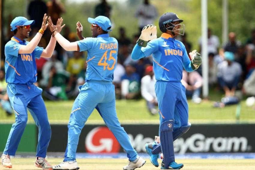 ICC U-19 Cricket World Cup: Relentless India Dismiss Pakistan For 172 In Semis