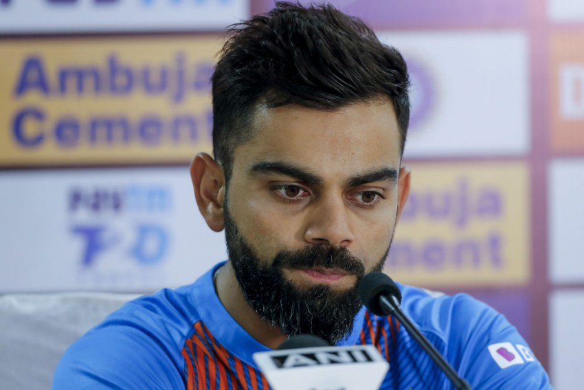 Kobe Bryant's Demise Has Put Everything In Perspective For Me: Virat Kohli