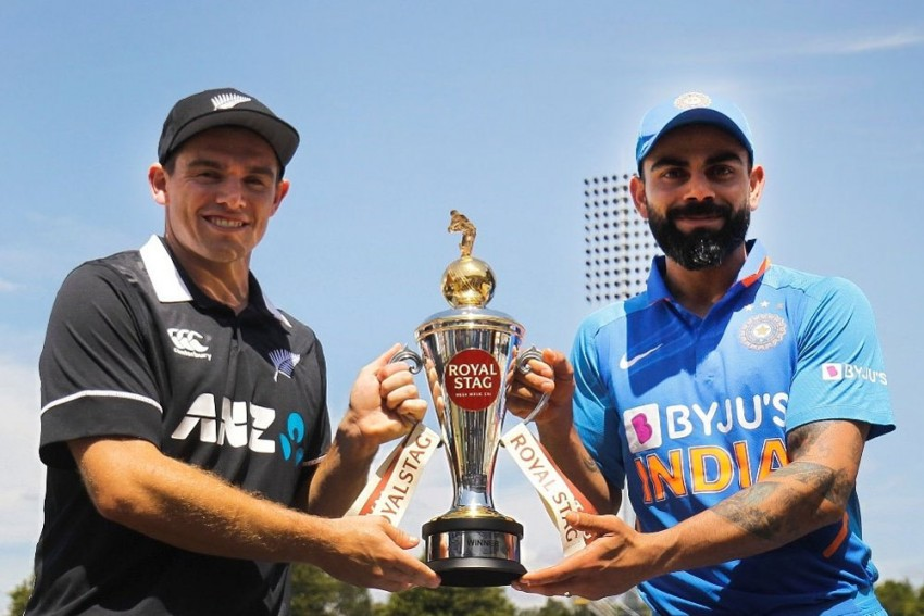 New Zealand Vs India, 1st ODI Live Streaming: How To Watch IND Vs NZ Cricket Match On TV And Online