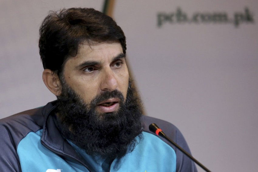 Pakistan Head Coach And Chief Selector Misbah-Ul-Haq Appears Before PCB's Unhappy Board Of Governors
