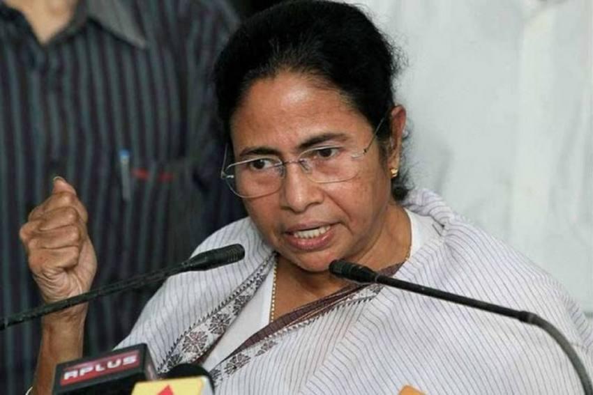 'BJP Offspring Of Muhammad-Bin-Tughlaq': Bengal CM Mamata Banerjee