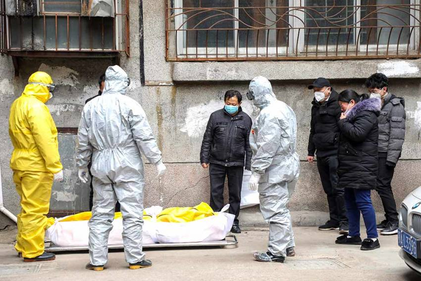 China: Left Alone, Disabled Boy Dies After Father Taken In Coronavirus Quarantine