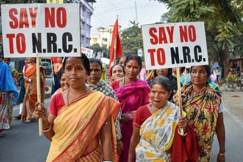 'Till Now, No Decision On Nationwide NRC': Home Ministry's First Official Confirmation