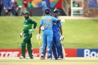 ICC U-19 Cricket World Cup: India Reach Final After Cruising Past Pakistan