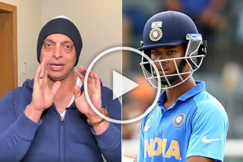 ICC U-19 Cricket World Cup: Shoaib Akhtar Hails Yashasvi Jaiswal's Amazing Performance, Slams 'Pathetic' Pakistan - WATCH