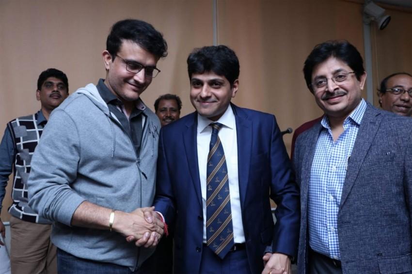 Late Jagmohan Dalmiya's Son Avishek Becomes Youngest CAB Prez, BCCI Boss Sourav Ganguly's Brother Is New Joint Secy
