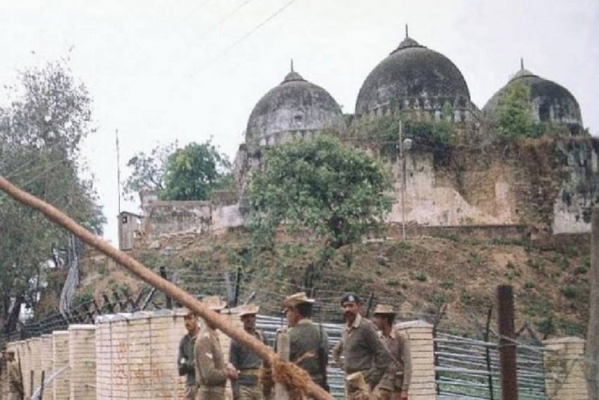 UP Govt Allots Five Acres Of Land To Sunni Waqf Board Near Ayodhya