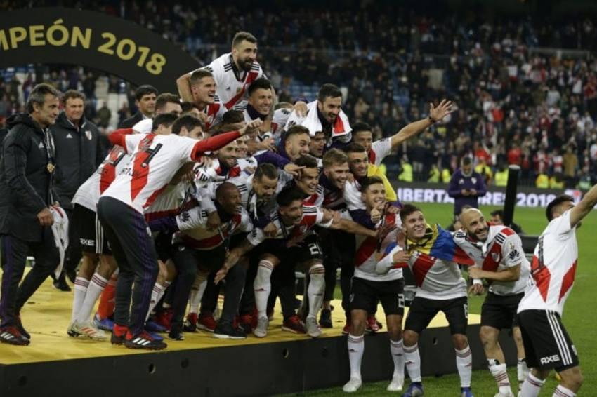 River Plate Still 2018 Copa Libertadores Champions After CAS Rejects Boca Juniors' Appeal