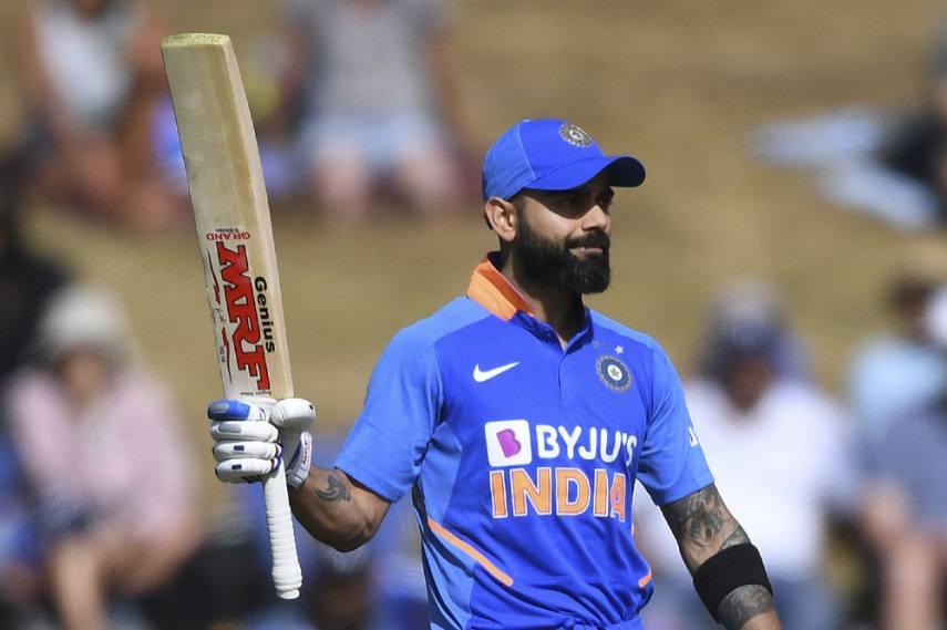 NZ Vs IND, 1st ODI: Virat Kohli Surpasses Sourav Ganguly In Elite India List