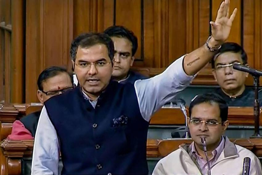 EC Bans BJP's Parvesh Verma From Campaigning For Calling Delhi CM Kejriwal 'Terrorist'
