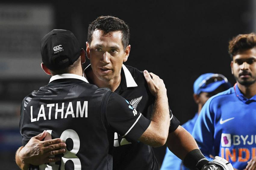 NZ Vs IND: New Zealand's ODI Side Can Handle Pressure Better Than T20I Team, Says Ross Taylor