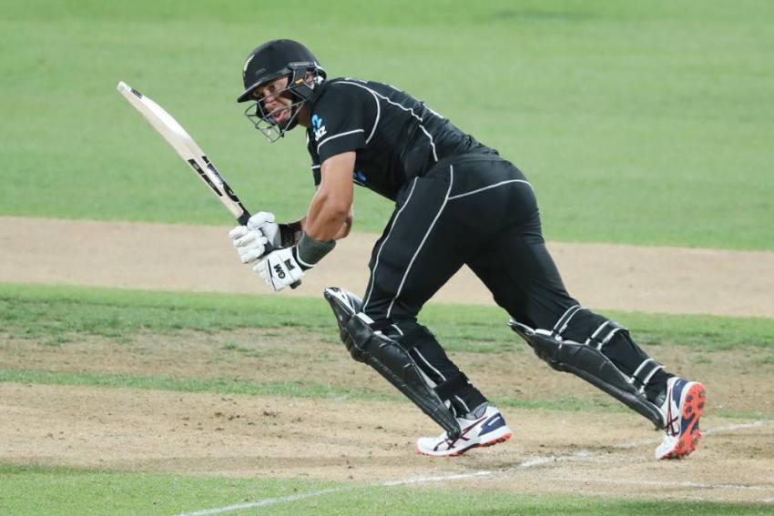 New Zealand Vs India, 1st ODI, Highlights: Ross Taylor Leads NZ To Fantastic Victory Against IND