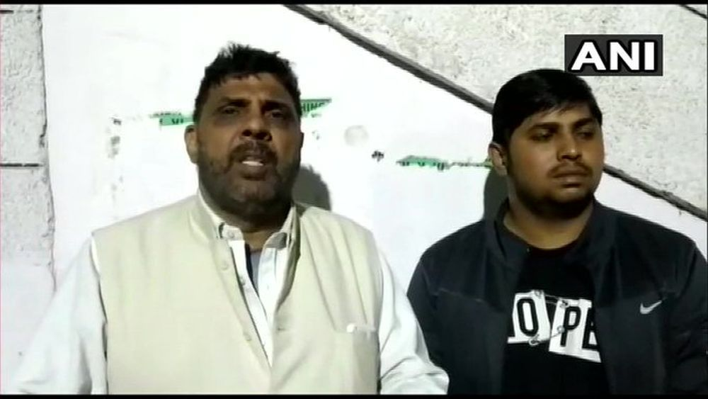 Not AAP. 'My Son <em>Sewak</em> Of PM Modi, Amit Shah': Shaheen Bagh Shooter's Father