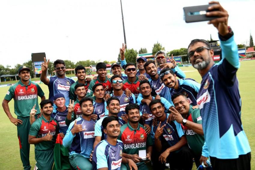 ICC U-19 Cricket World Cup: Bangladesh Set Up Final Vs India