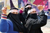 They Need No Saviours, They Are the Saviours: What the Resolute, Unafraid Presence of Muslim Women Tells Us