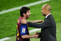 Barcelona Will Need Time When Lionel Messi Leaves, Like Real Madrid Did After Cristiano Ronaldo: Pep Guardiola