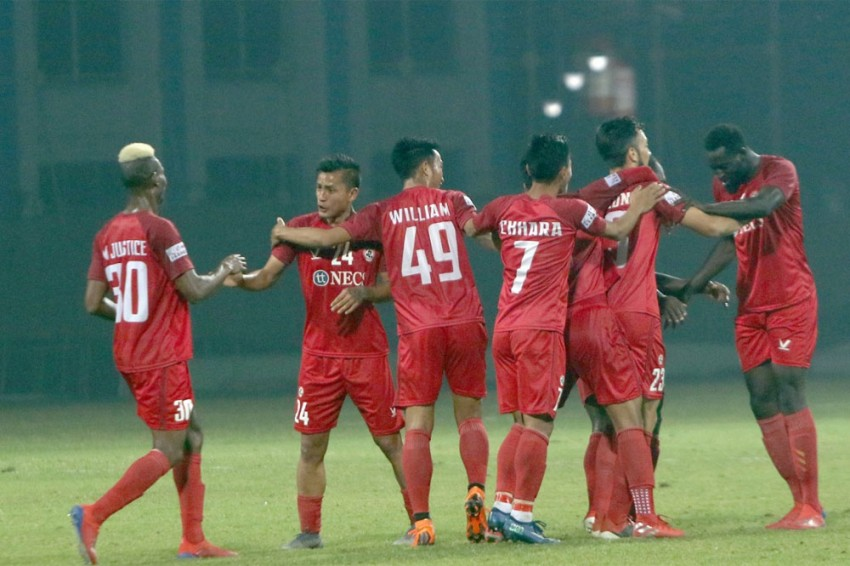 I-League: Argentine Matias Veron Helps Aizawl FC Effectively Kill East Bengal's Title Hopes