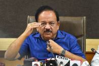Union Minister Harsh Vardhan Says Congress MPs 'Tried To Attack' Him Amid Ruckus In Parliament
