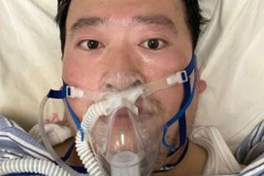China Begins Probe After Whistleblower Doctor Who Warned Of Coronavirus Dies