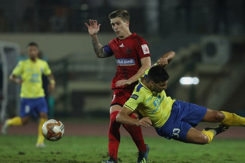 ISL: NorthEast United, Kerala Blasters Play Out Goalless Draw