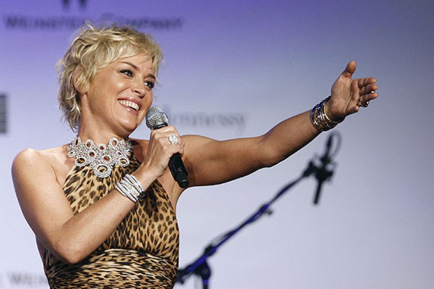 Hollywood Star Sharon Stone To Host Laureus Sports Awards Ceremony